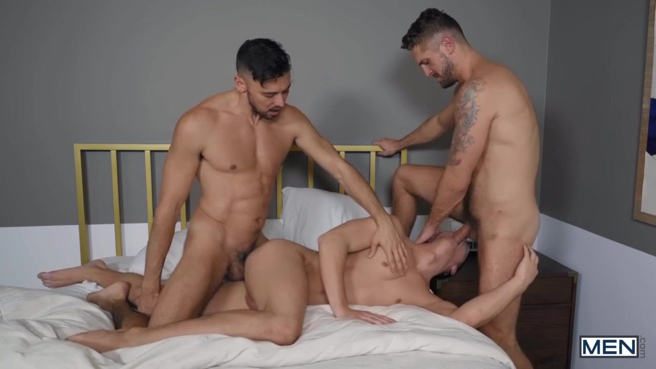 Shane Jackson & Wesley Woods & Tristan Hunter in The Manny Part 2: Bareback - MenNetwork black black women xxx