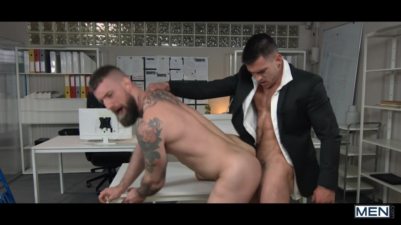 Paddy OBrian & Troy Daniels in Putting the ASS in Assistant: Part 3 - MenNetwork Bobbi eden porn videos movies