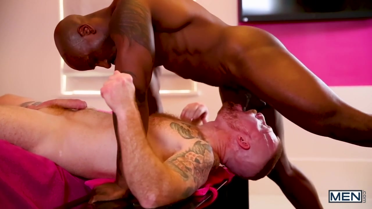 Jack Vidra & Max Konnor in Romance For The Night - MenNetwork Anmal Move
