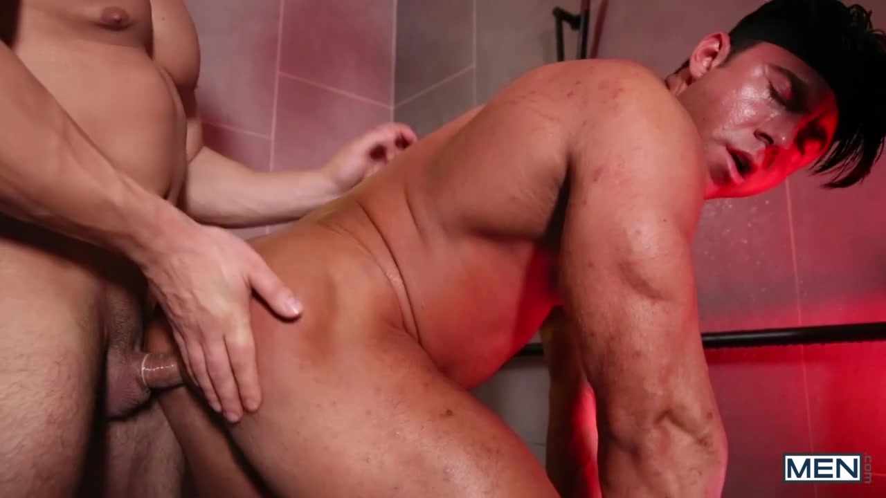 Damien Stone & Steven Roman in Late Check-Out - MenNetwork cameltoe porn domain au