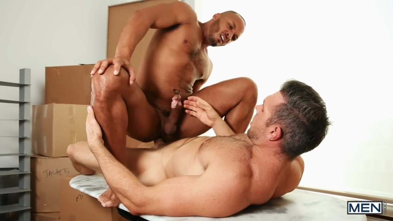 Alex Mecum & Dillon Diaz in The Best Dick Ive Ever Had - MenNetwork Biggest ass in porn industry