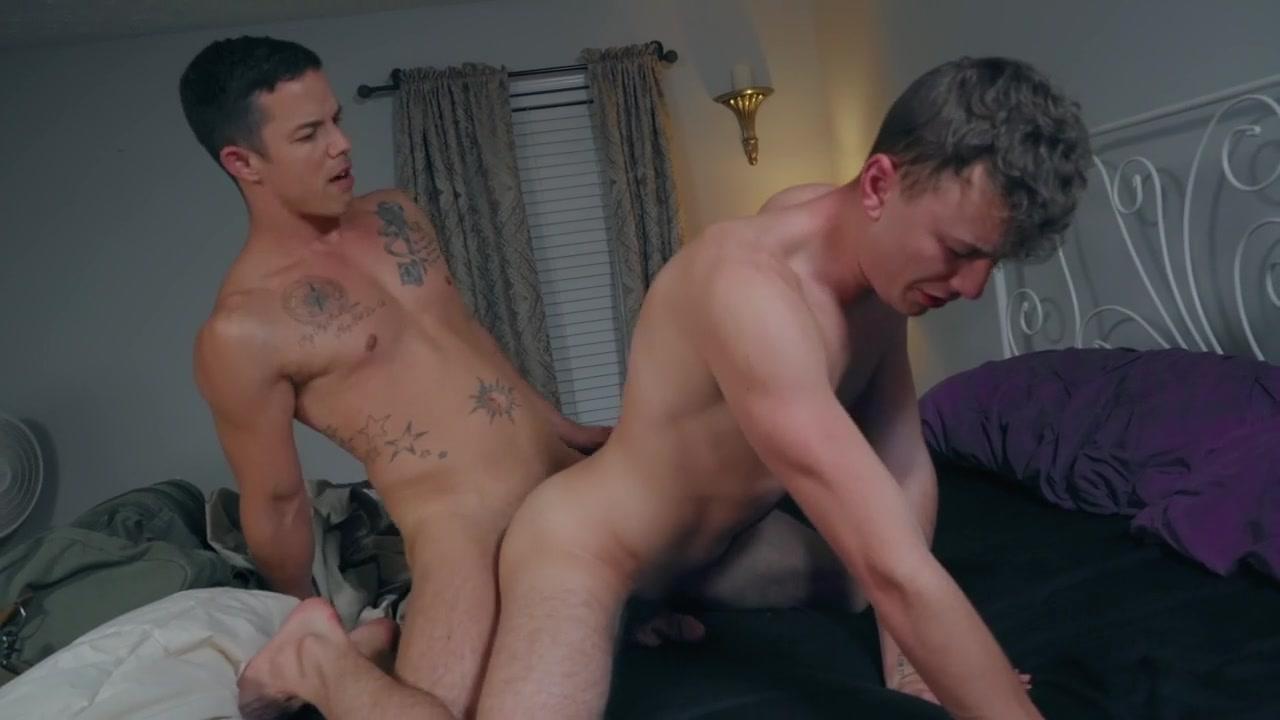 Zander Lane & Nic Sahara in Dick Chasing Part 2 - MenNetwork Sneaky mom kendra lust brick danger