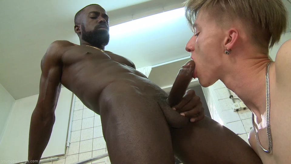 Hung black bottom gets hammered by a massive twink cock - YoungBastards Free porn orgys big tity women