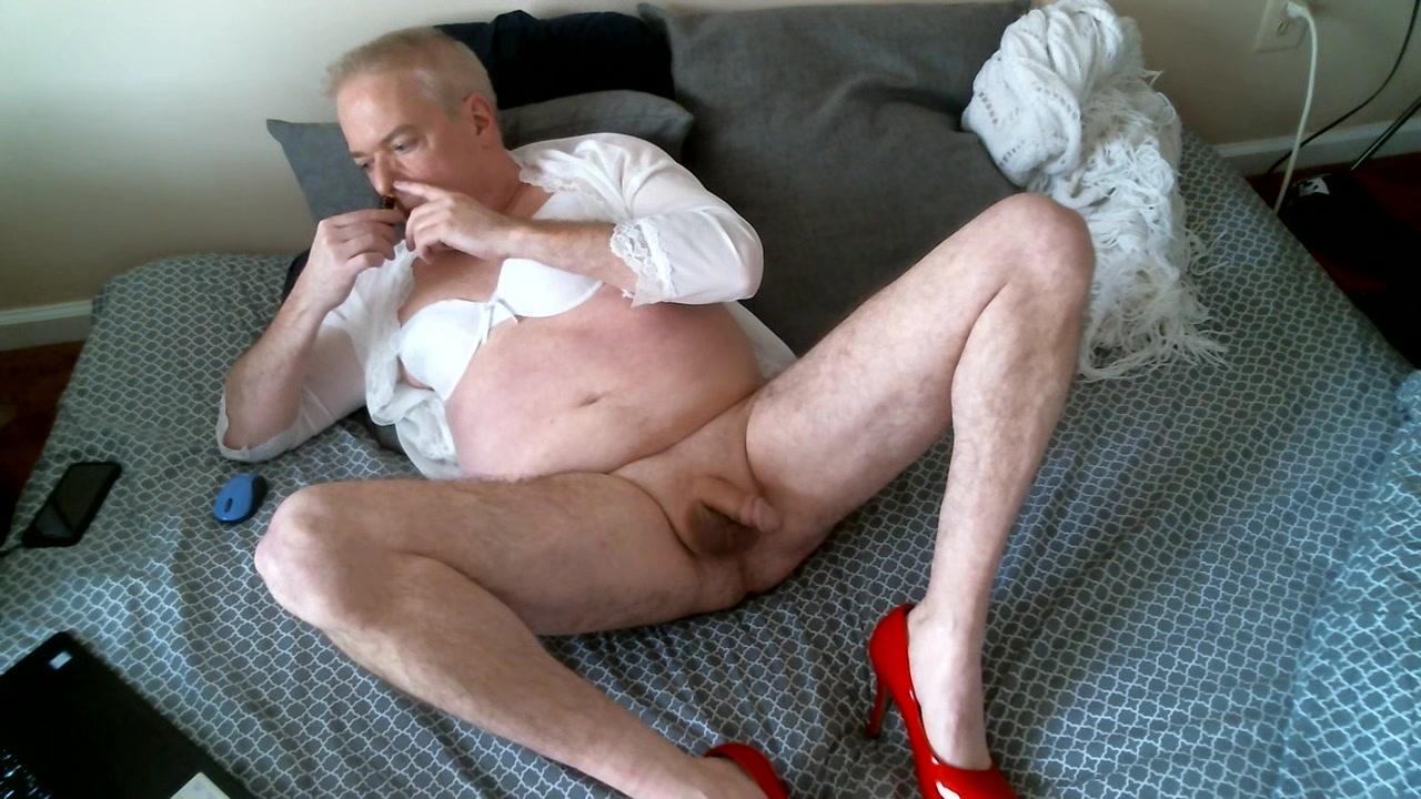 Daddy Faggot Porn posing star