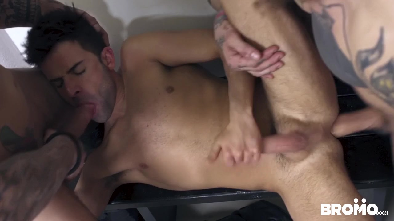 Winter XXX Games Part #3, Scene 1 - BROMO very very young nudes