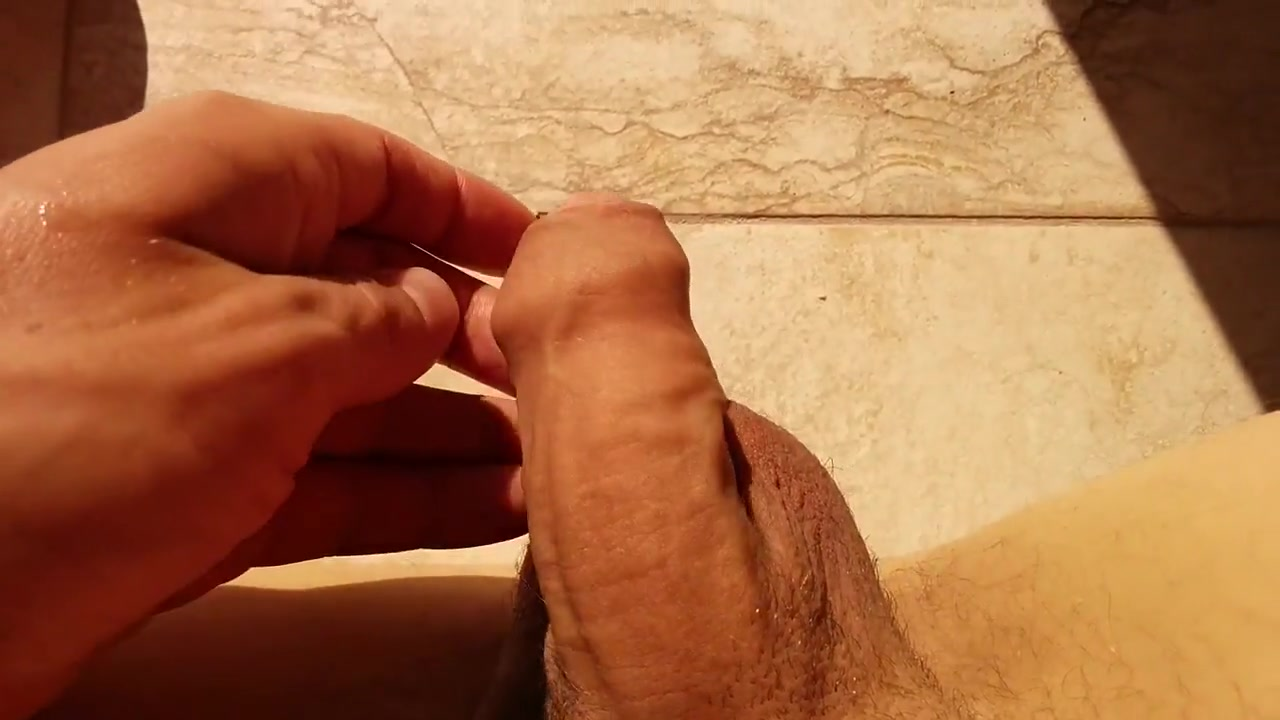 Edging my cock to get few drops of sweet cum, love it Mayaa baseball