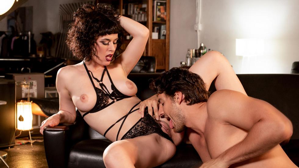 Olive Glass in Sex Dreams, Scene 3 - WickedPictures Olden Girl