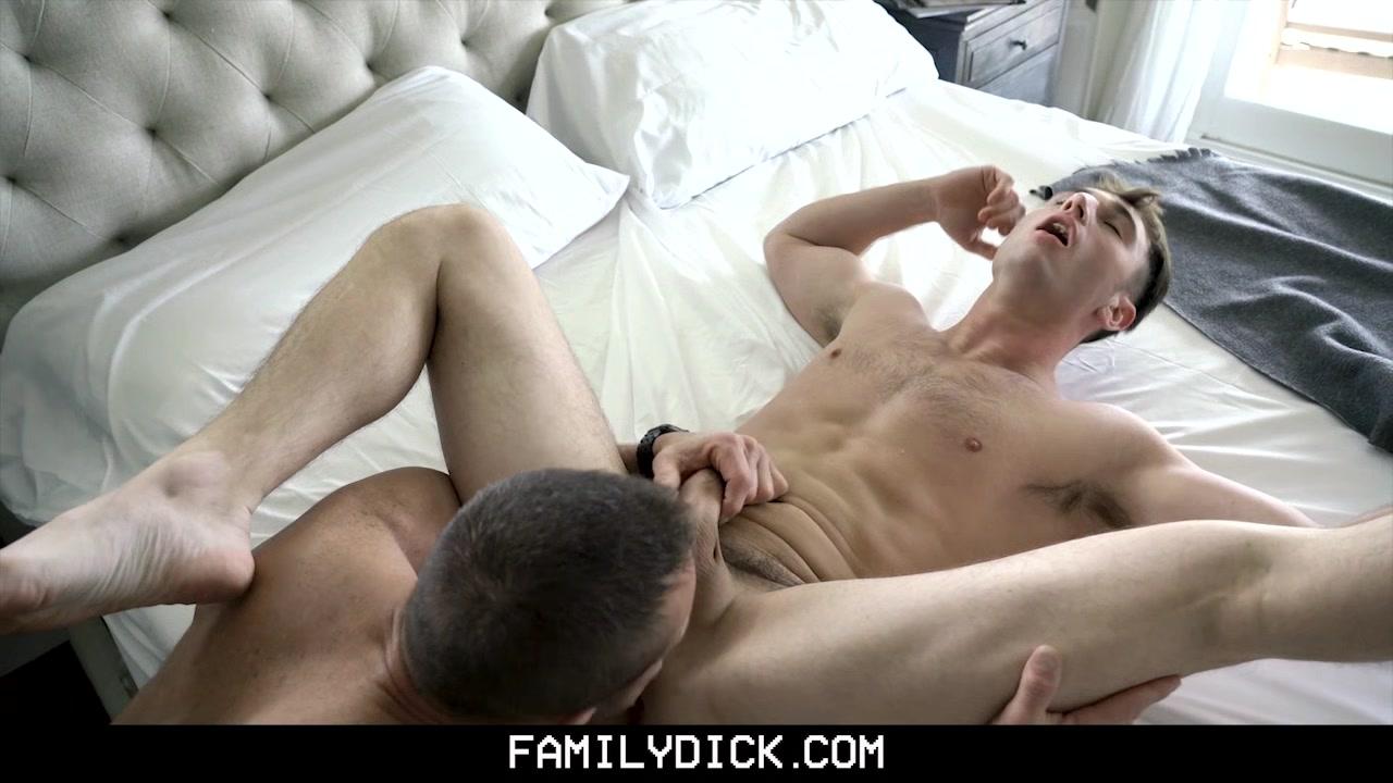 FamilyDick - Pervy Stepdad Fucks His Boy In A Jockstrap Female anal tools