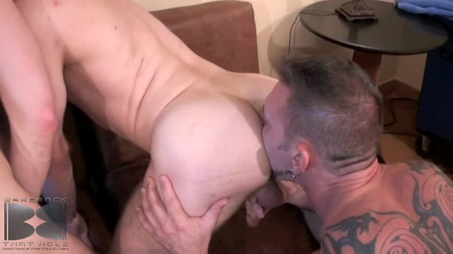 Colin Steele, Kasey Anthony and Butch Bloom - BarebackThatHole getting porn ass mom
