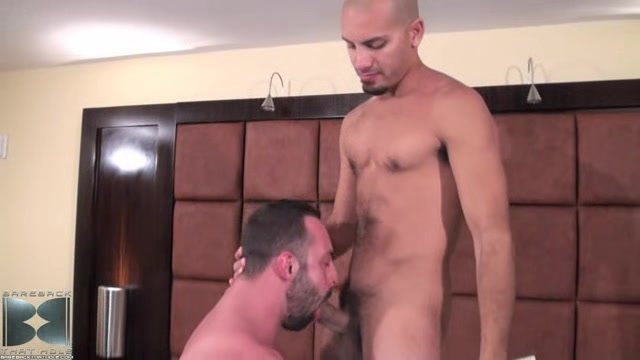 Antonio Biaggi and Luca Bondi - BarebackThatHole big tits at work sex