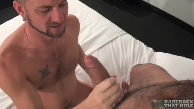 Nick Andrews and Christian Matthews - BarebackThatHole Asian lesbien sex