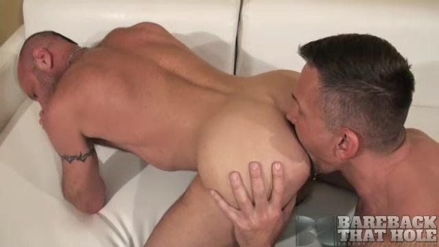 Chad Brock and Matt Sizemore - BarebackThatHole Free cunnilingus porn tubes