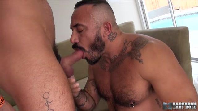 Alex Mason and Alessio Romero - BarebackThatHole Athletic babe Molly Jane has huge natural knockers