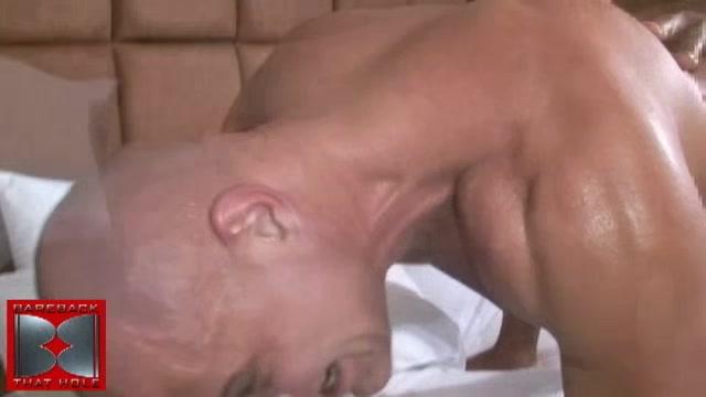 Kamrun and Rich Wrangler - BarebackThatHole Male orgasm prolong