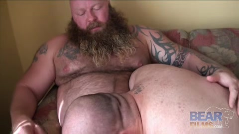 Rusty G, Gunner Scott and Sid Morgan - BearFilms Hot steamy naked women