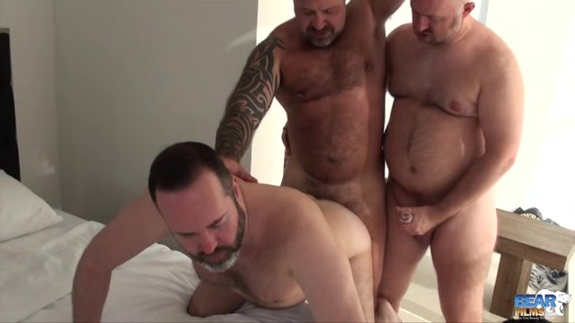 Guy English, Marc Angelo, and Joe Hardness - BearFilms What does blow mean