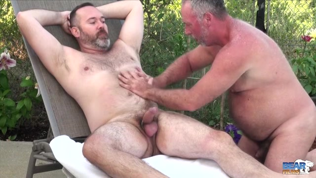 Joe Hardness and Bo Francis - BearFilms busty may anal sex