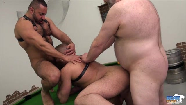 Amir Badri, Matthieu Angel and Tristan Riant - BearFilms clip downloading free movie sexy