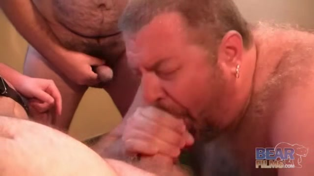 Phoenix Phurfest 4-Way Suck-Off - BearFilms old porn daddy fucks daughter