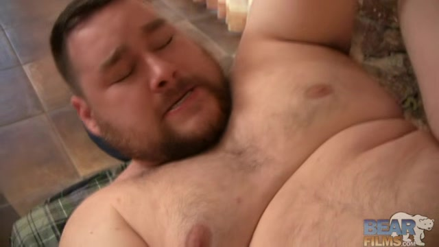 John Thomas and Michael McQuaig - BearFilms how to get cum out of vagina