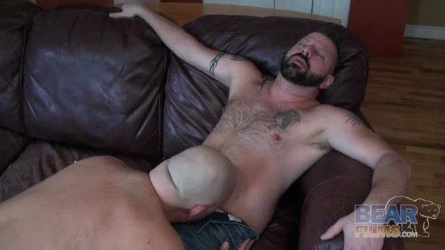 Davie Bear and Cooper Hill - BearFilms Hot naked bodies boy and girl