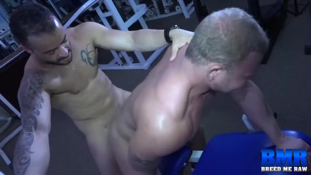 Gabriel Fisk and Daxton Ryker - BreedMeRaw Break His Dick
