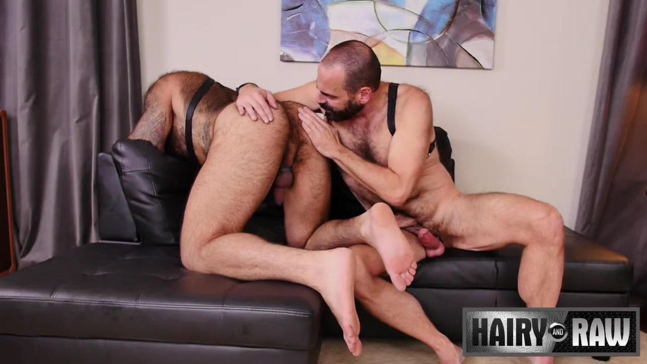 Atlas Grant and Steve Sommers - Taking Over - HairyandRaw Free amature home fucking videos