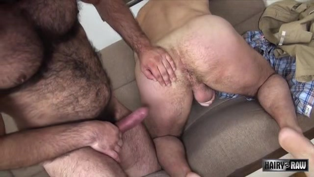 Nixon Steele and Marco Bolt - HairyandRaw Documentary movie about online dating