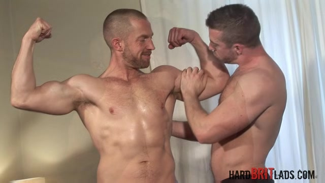 Adam Herst and Scott Hunter - HardBritLads Nude girls experiment gif