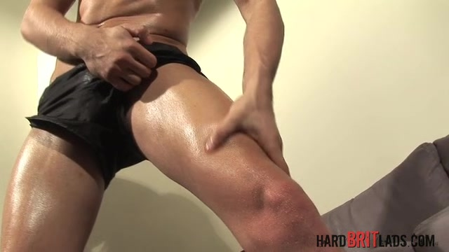 Jordan Fox Solo - HardBritLads Just for men t 45