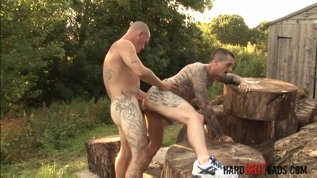 Max English and Dan Jensen - HardBritLads nude collage girl fucking philipies