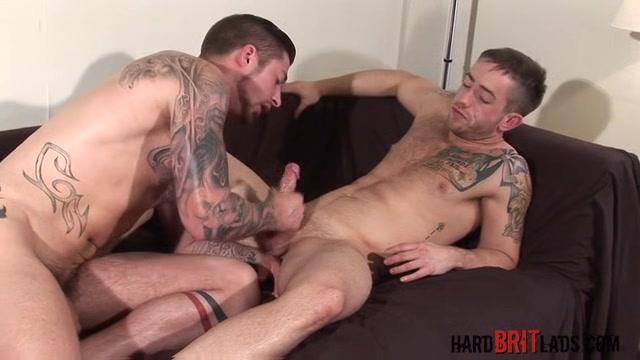 Oliver James Fucks Troy Haydon - HardBritLads brianna banks anal cumshots