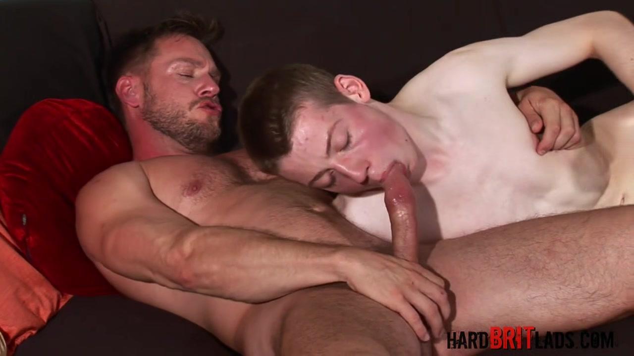 Hans Berlin and James Lewis - HardBritLads Tacoma singles