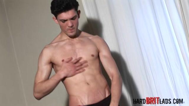 Luke Tyler - HardBritLads woman with hot legs