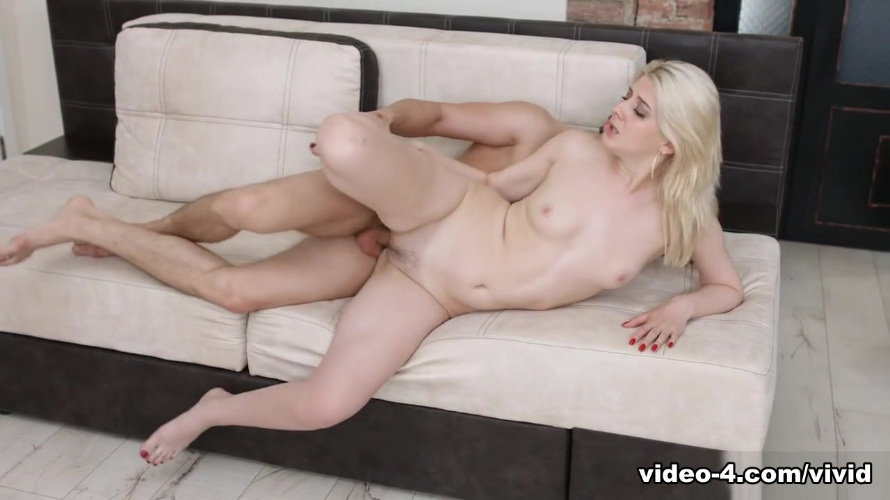 Maria in I Want A Real Cock - Vivid Cuffed cuckold experience