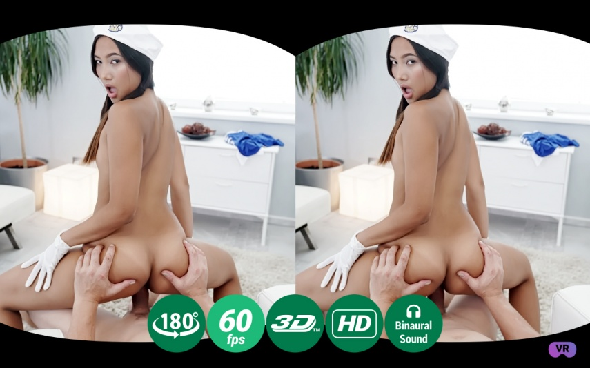 Ofelia Trimble in Fashion And Sex Go Together - TMWVRNET With Sarisex