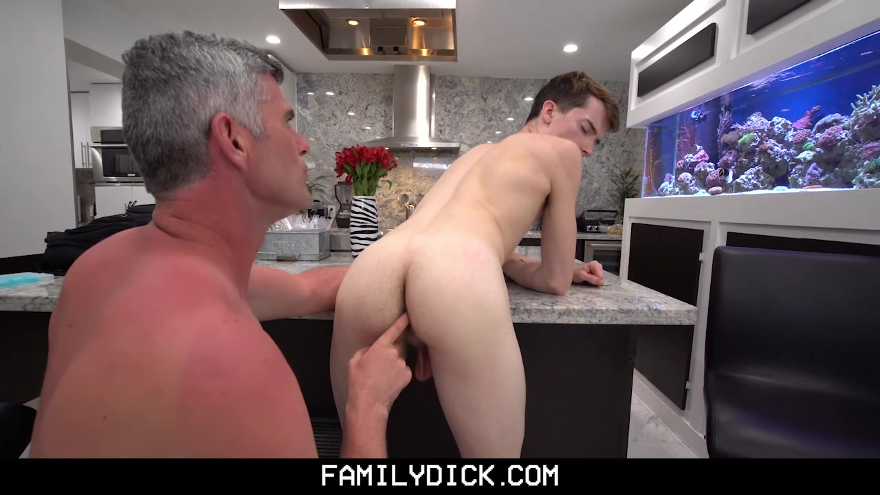 FamilyDick - Hot Stepdad Fucks His Boy After A Wrestling Lesson free black nasty porn videos