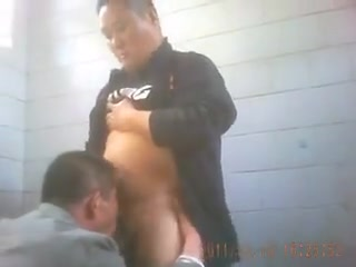 Chinese Cottage Toilet Fun Sara Jay Interracial Dp