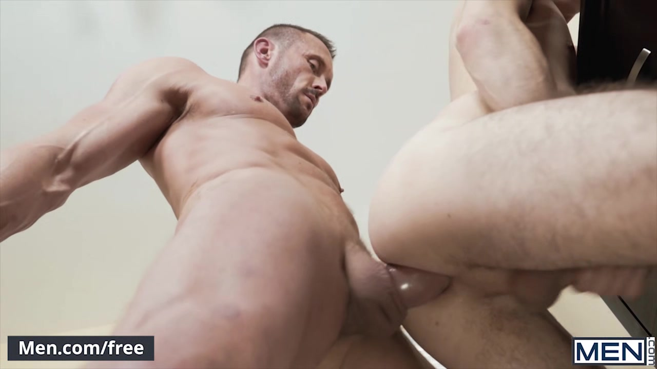 Men.com - Myles Landon and Xavier Ryan X ray spex bondage