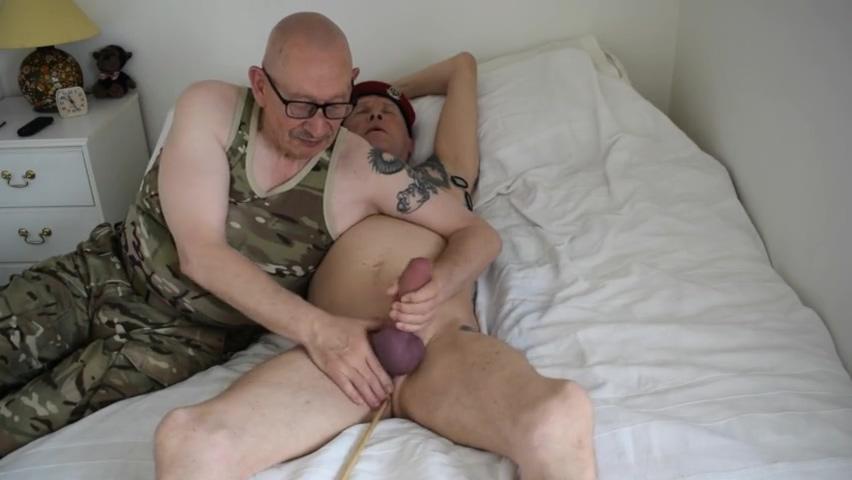 Barracks Duty Japanese Pissing Sex