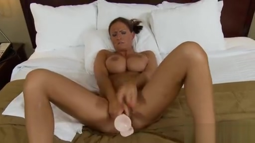 Big tits milf rides on thick cock