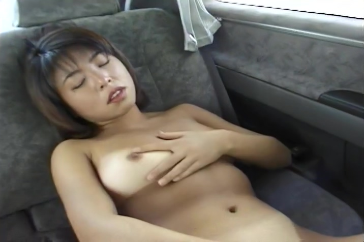 Japanese Whore Gets Belly-button Filled Up With Hot Jizz