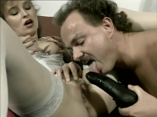 Mature MILF Takes A Cum Load On Her Chin