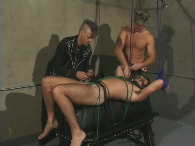 Tied Up In The Dungeon big boobs anime lesbian xxx