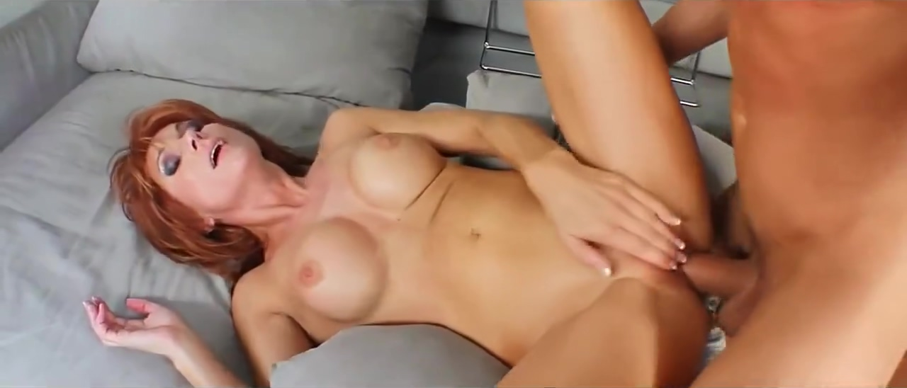 Naughty nina pleases large dick with fervor