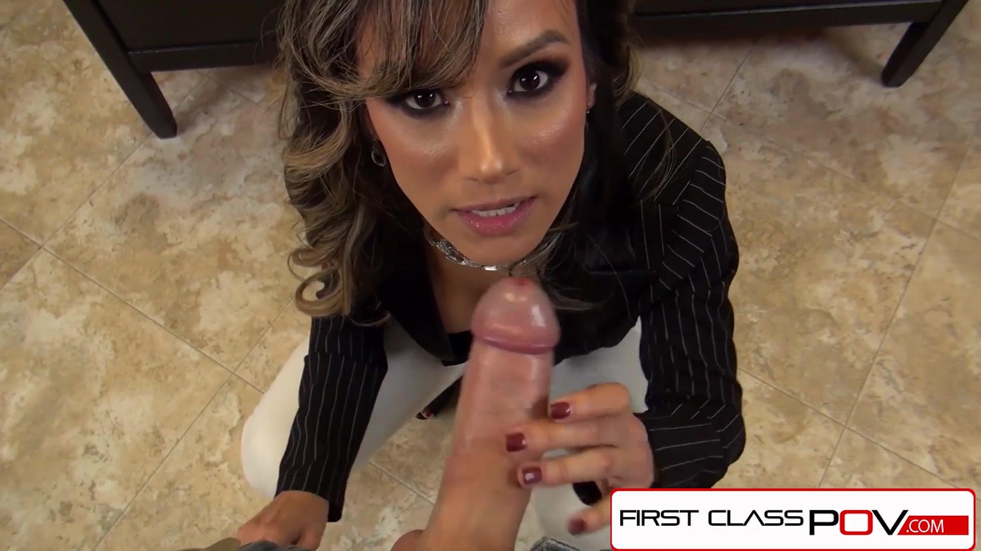 Principal Nadia Styles - FirstClassPOV Foot society femdom
