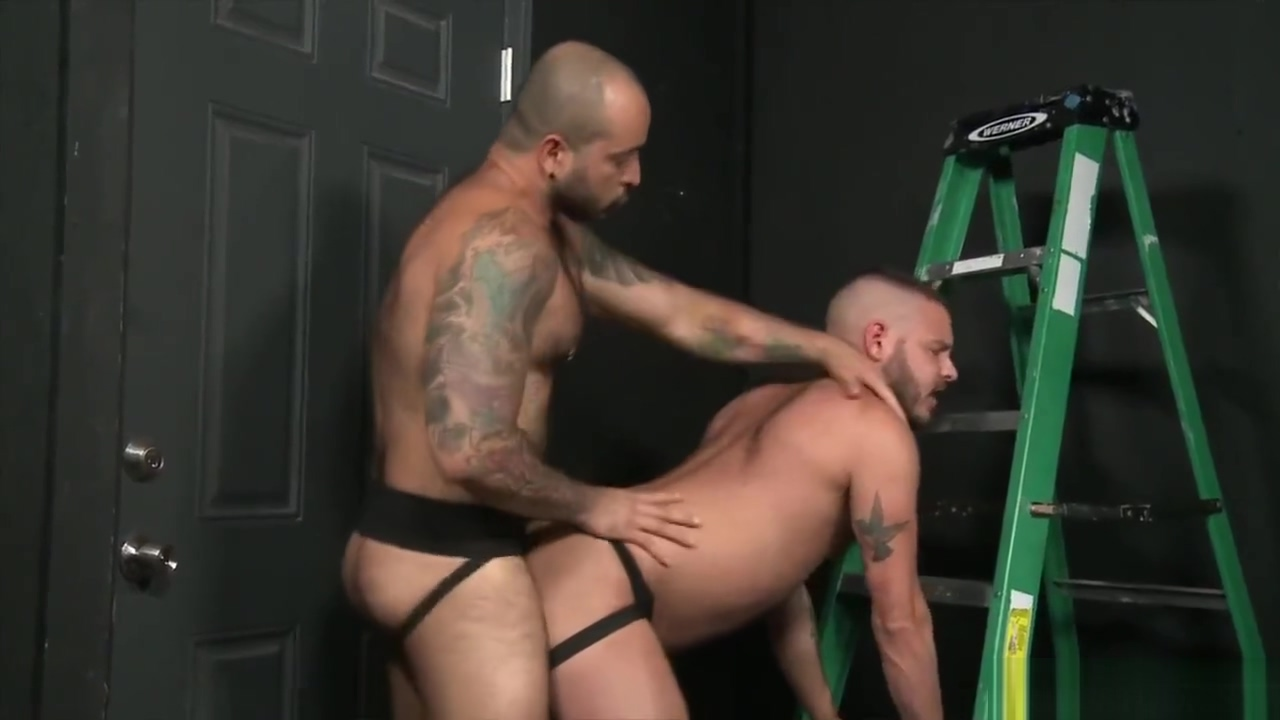Sean Harding & Julian Torres Hairy and busty french milf hard fucked