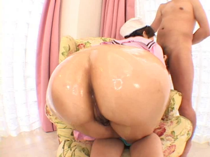 Big Booty Japanese Creampie