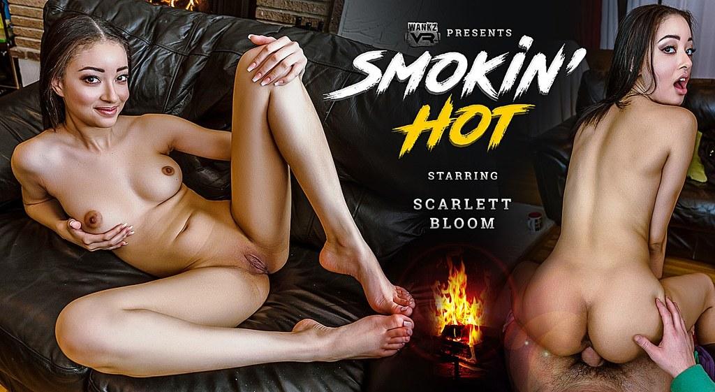 Smokin Hot Preview - Scarlett Bloom - WANKZVR