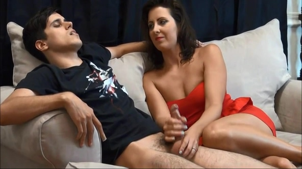 Aunt Helps him out Free adult sex pics
